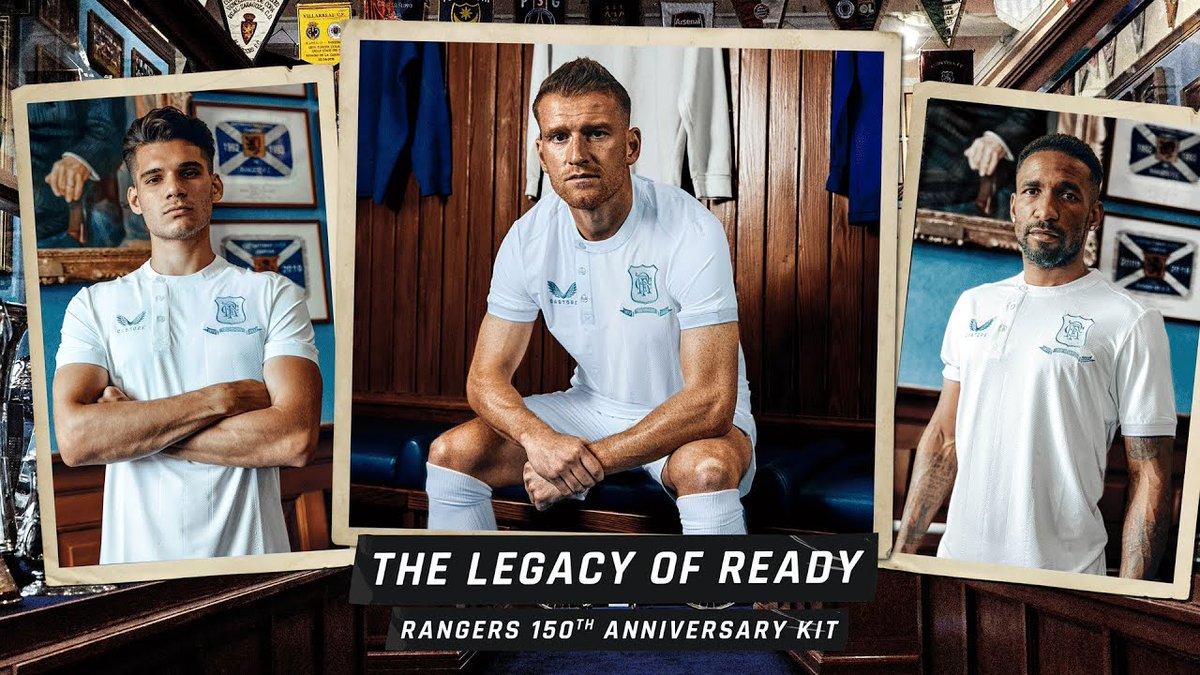 @RangersFC's photo on Four Lads Had A Dream