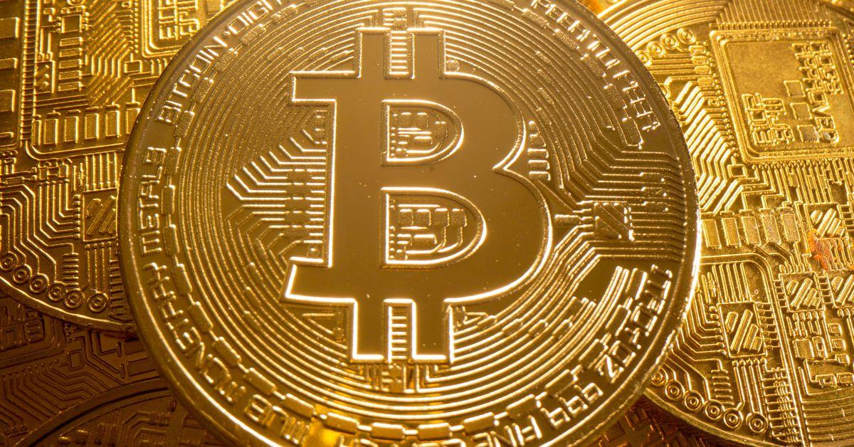 Bitcoin nears $60,000 as investors eye first U.S. ETFs