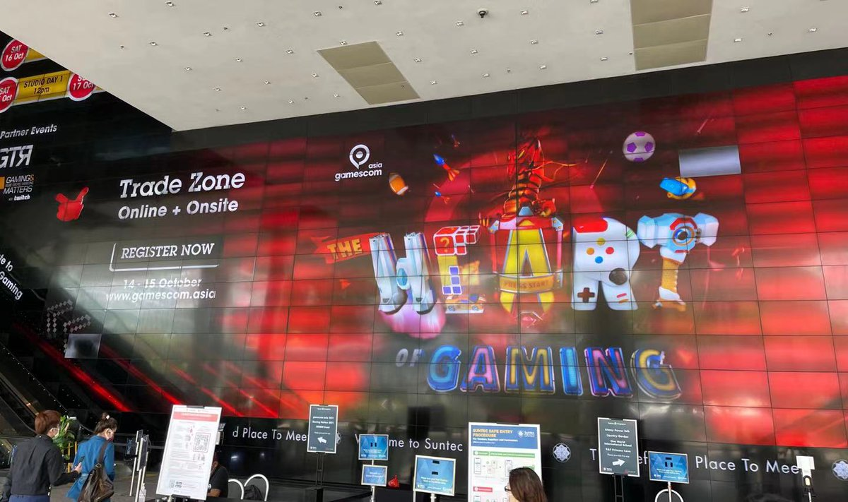 #gamescomasia shared a lot of innovative perspectives w/ how gaming will progress with #GameFi as a power on the horizon, lets explore how @HuobiGlobal or @HECO_Chain can collab and harness the true power of blockchain and games