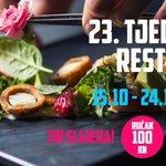 Image for the Tweet beginning: 23rd Restaurant Week - Tasting