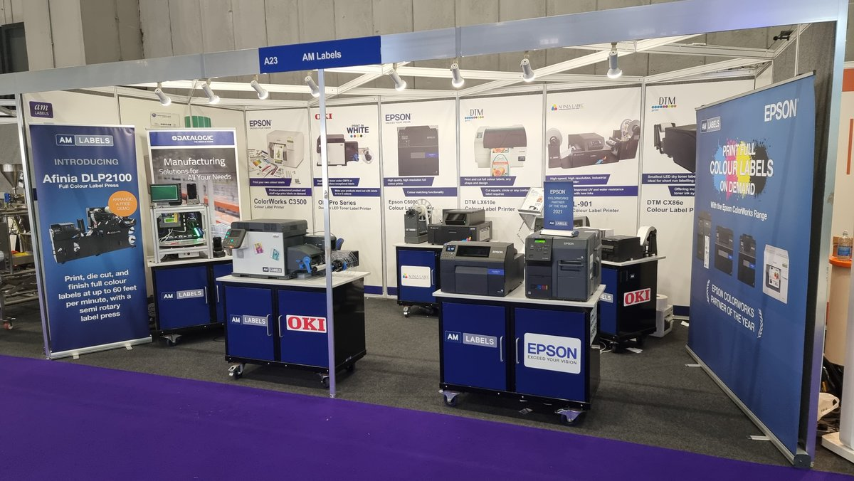 test Twitter Media - AM Labels enjoyed tremendous success while attending a number of exhibitions throughout September 2021.  Read the full story on our blog, available here: https://t.co/vcz2NNexXW https://t.co/qDplx9Z0ku
