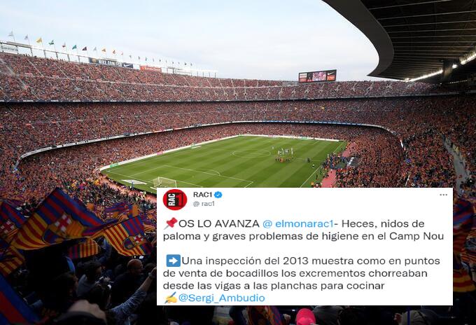 Camp Nou Twitter