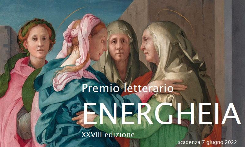 Premio letterario Energheia. Il bando 2022 https:/...