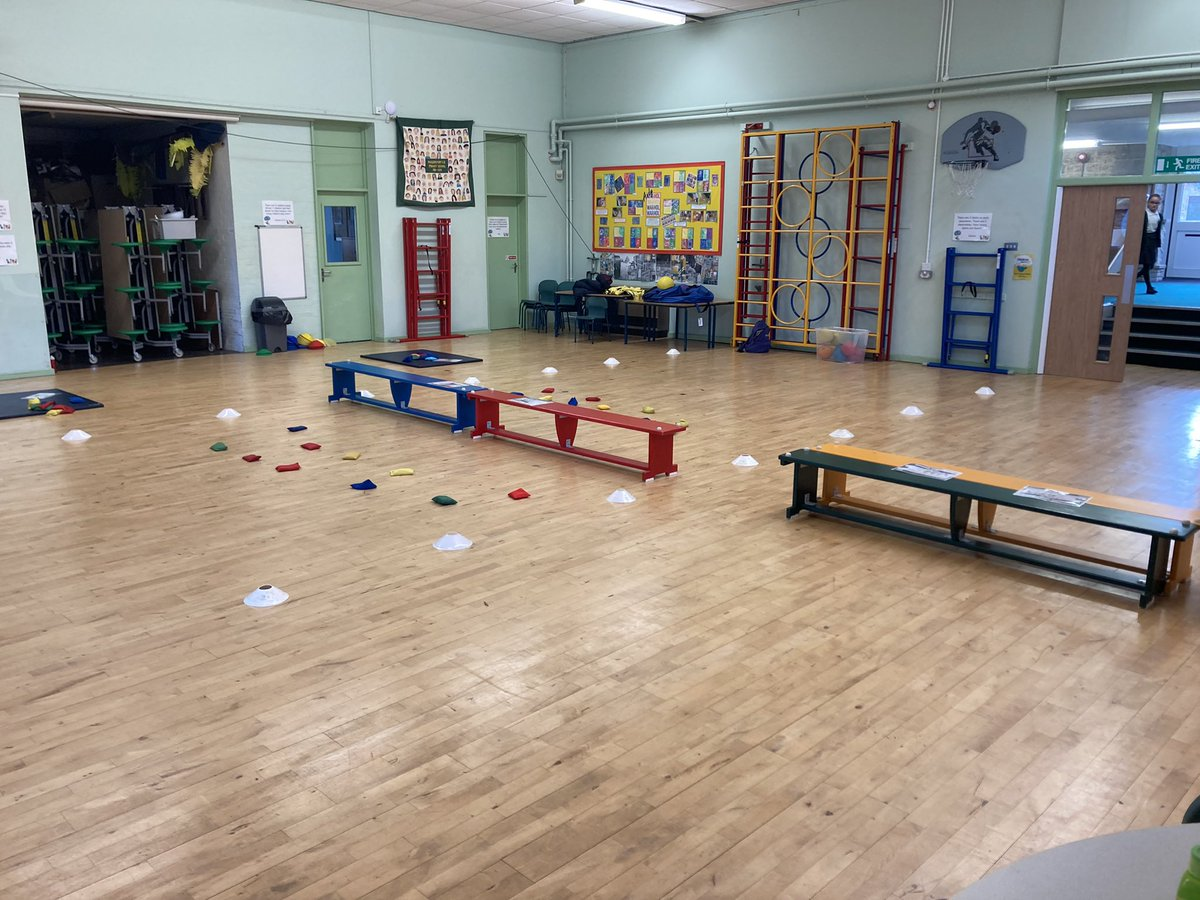 RT @SNDSchoolSport: We are @PaulerspuryCEVC this morning delivering our Primary Sports Leaders workshop! 🙌  We have explored the qualities of a leader, explored the STEP principle through Matball & used the @YourSchoolGames Play resources to set up & deliver SAFE playground activities!