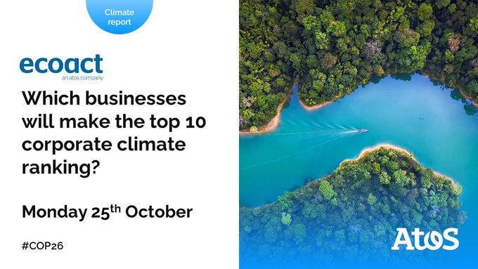 🔜Is there enough corporate action on climate change in 2021?🌍 @EcoAct's upcoming...