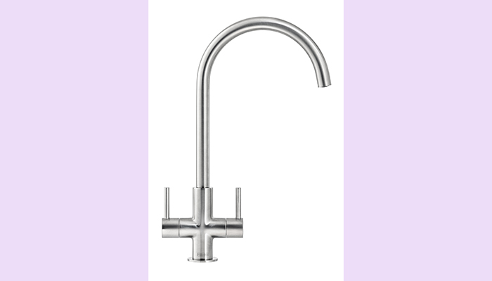 ⭐ New product ⭐ @FrankeUK adds new finish to Hestia kitchen tap collection 👉 ow.ly/W4bR50GqJeu #kbb #retail