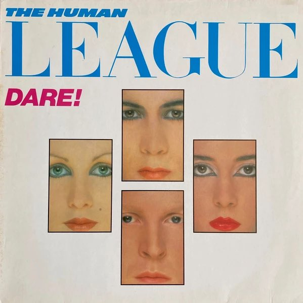 Tonight we celebrate 40 years since the release of @humanleagueHQ legendary album Dare with a Mastermix and Philip Joanne and Susan from the band are on My80s SOT80S 8pm @BBCRadio2 @BBCSounds