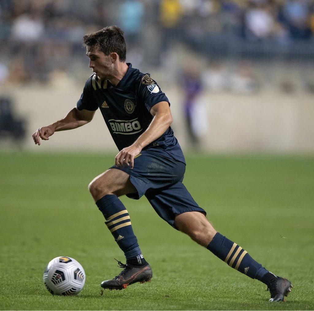 U23 Leaders, @MLS Pressures Won:  🥇🇺🇸 Leon Flach - 210 🥈🇪🇨 José Cifuentes - 167 🥉🇲🇽 Julián Araujo - 149 🇺🇸 Cole Bassett - 142 🇺🇸 Caden Clark - 142 🇻🇪 C. Cásseres Jr. - 141 🇦🇷 Santiago Sosa - 134 🇦🇷 Pablo Ruíz - 132 🏴 Dru Yearwood - 127  Flach leads the whole league, all ages.