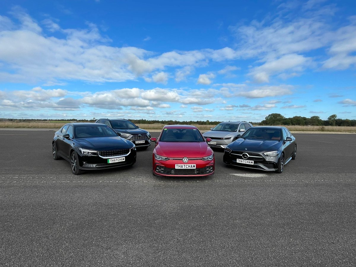 🎥BTS with @whatcar at our track today for an exclusive reader test event.  A selection of readers experienced the latest lane keeping systems and benefits of ADAS.  We hope all the participants enjoyed their day!  #automotive https://t.co/VXDNyBZpw4