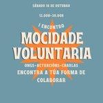 Image for the Tweet beginning: 🤝MOCIDADE VOLUNTARIA    