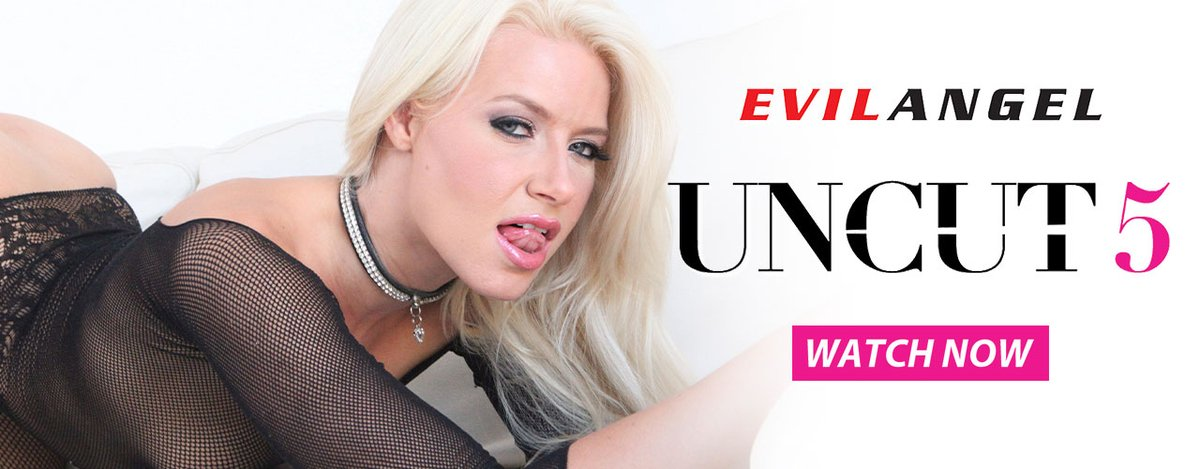 Director @MickBluexxx Shoots Four 'UNCUT (#5)' Private Sessions of Pure Uncensored Bliss in @EvilAngelFilms' Uninhibited New HD Feature, Starring @AnikkaAlbrite @letcharlylive @jenwhitexxx & @jamiemichellexx ...It's Showing NOW on AEBN THEATER ! bit.ly/3FHBsF2
