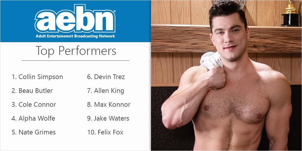 CONGRATS To All of the GUYS Who Made the AEBN.NET TOP 10 List For THIS WEEK ! @CollinSimpsonX @BeauButlerXXX @coleconnorxx @THEALPHAWOLFE1 @NateGrimesXXX @DevinTrez @Reyallenking @maxkonnorxxx @jake_watersxx @FelixFoxXXX