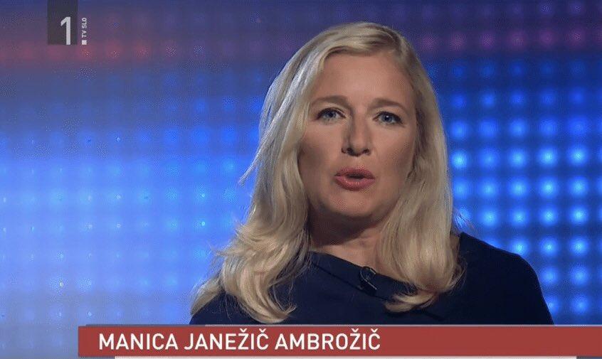 To, da je @ManicaAmbrozic zdaj postala pa v.d., je pa kr neki. Brez koncepta, brez vizije.