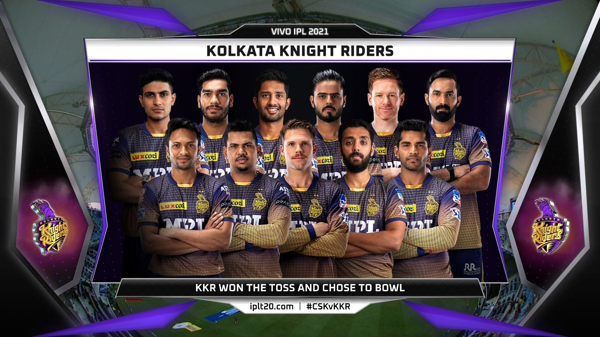 IPL 2021 CSK and KKR Final Playing xi: आयपीएलचे विजेतेपद मिळवण्यासाठी चेन्नई-कोलकाताने कोणत्या खेळाडूंना दिली संधी, जाणून घ्या