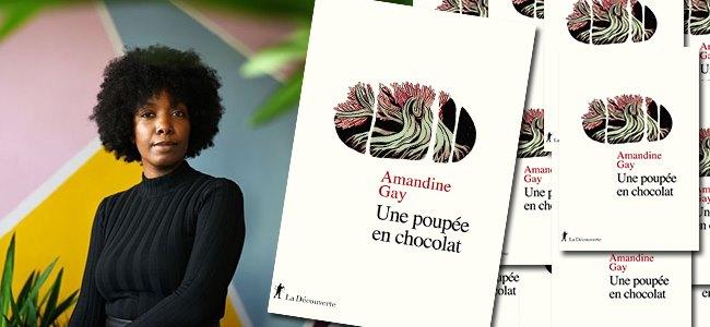 Nous avons été très touchés par le #livre #Unepoupeeenchocolat 📖 de @OrpheoNegra aux @Ed_LaDecouverte qui aborde le sujet de l'#adoption sous un angle nouveau et qui interroge à juste titre. L'auteure sera ce soir à la #Librairie Arborescence @villedemassy à 18:30! #SamaBooks 📚