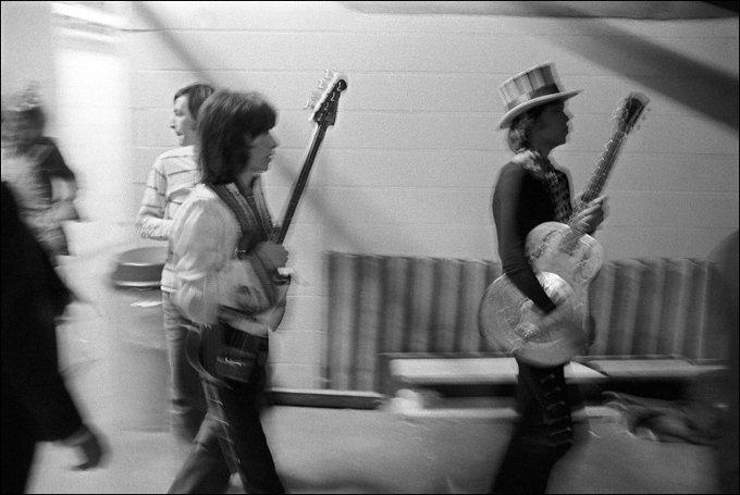 Bastidores do rock