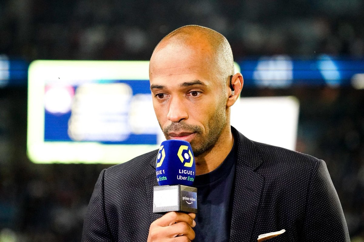 @ActuFoot_'s photo on Thierry Henry