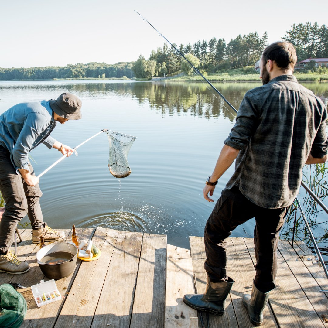 Come & try fishing, it's great for relaxation and stress relief  FREE Be Angling Active taster sessions  When? Thursday 28 Oct Where? Delapre Lake Times? 5 x 50min slots starting at 10am, 11am, 12pm, 1pm & 2pm  Book a slot https://t.co/XgCVWtvuDW  #Northantshour