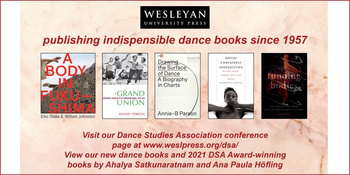 test Twitter Media - Visit our Dance Studies Association conference page at https://t.co/pYDJYaSV5I, to view our new dance books and 2021 DSA Award-winning books by Ahalya Satkunaratnam & Ana Paula Höfling. #Discounts #DanceBooks #DSA2021 #SriLanka #BharataNatyam #Brazil #AfroBrazilian #capoeira https://t.co/xQvKrTVzpD