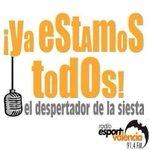 Image for the Tweet beginning: Ya puedes escuchar el @yetradio
