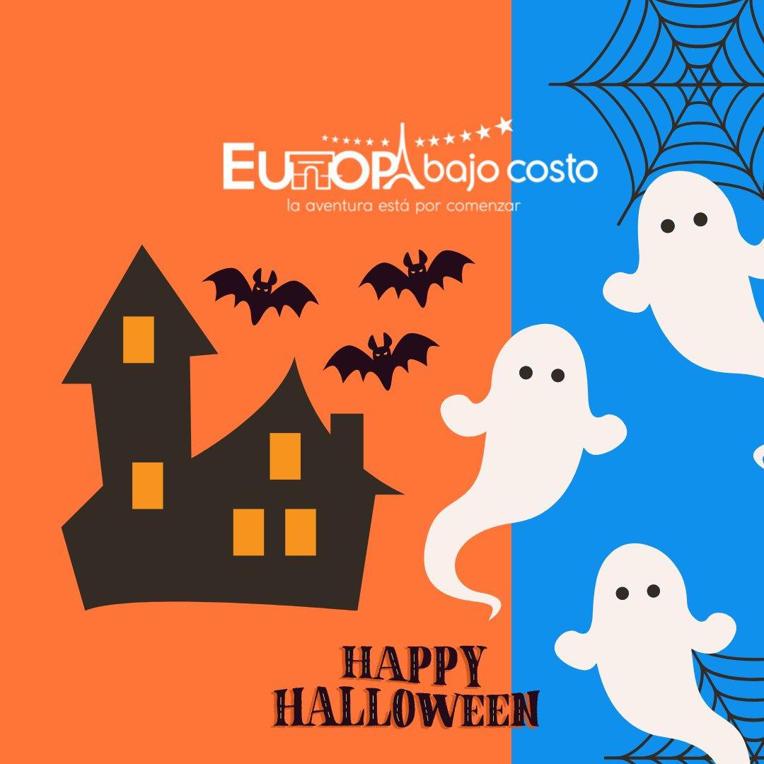 Comienza el Halloween 2021 en EBC: