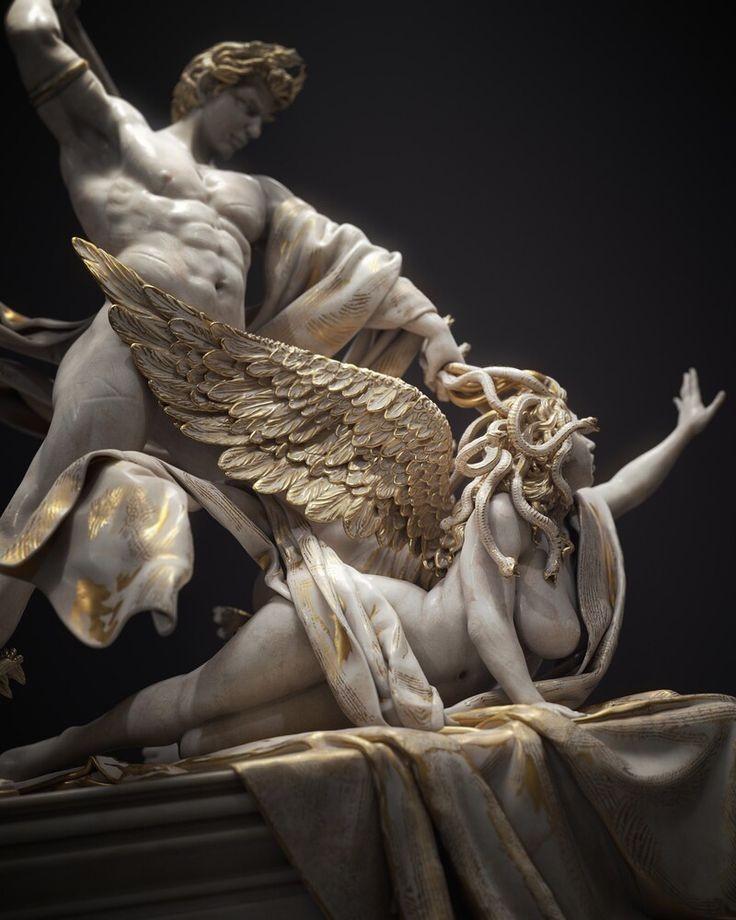 Medusa and Perseus, Doc Zenith