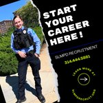 Image for the Tweet beginning: #SLMPD is currently hiring #policeofficers
