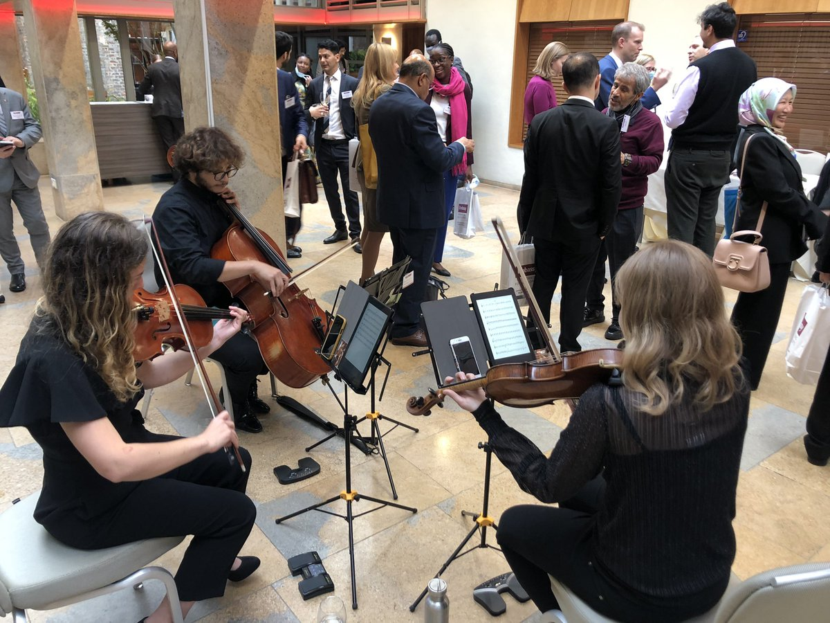 test Twitter Media - A wine reception, prize draw and lovely music from @MezzoMusicLtd bring the Embassy Induction Seminar to a close. Thank you to all the diplomats, speakers and exhibitors who have made it a special day. #EmbassyInduction2021 https://t.co/yHR6Rx6ZhR