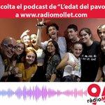 Image for the Tweet beginning: Escolta l'edat del pavo, programa
