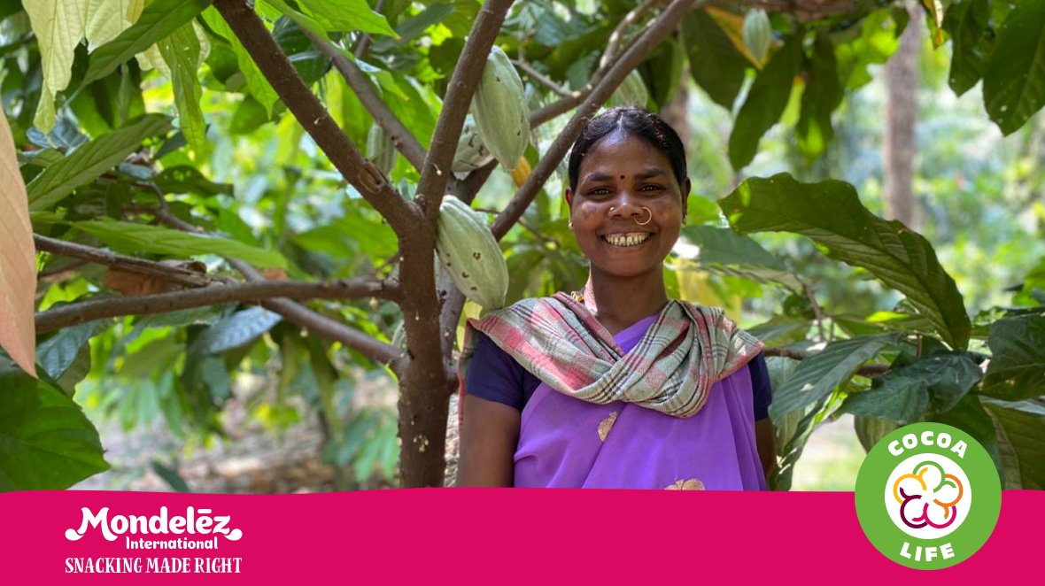 Today, on the International Day of Rural Women, we recognize their role in creating sustainable cocoa communities. Through our #CocoaLife program we support #ruralwomen to be drivers of socio-economic & environmental change for their families & forests. https://t.co/pV9GAi17w0 https://t.co/1uvRYcHm6x