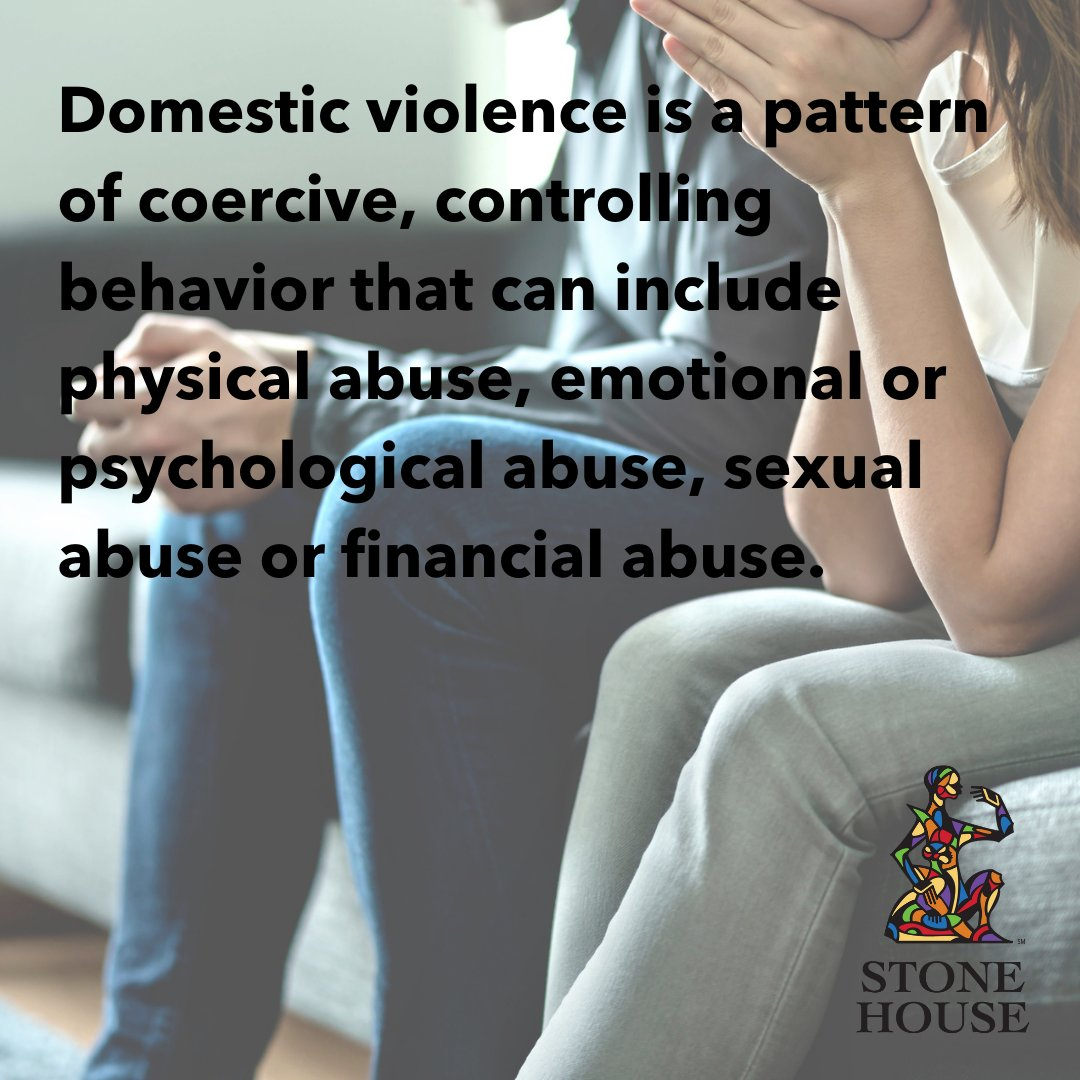 October is domestic violence awareness month.  Please educate yourself on the signs of abuse and know how to listen to and provide support to someone who is being abused.  It's not always easy to just leave. https://t.co/OCIIsyg9wU