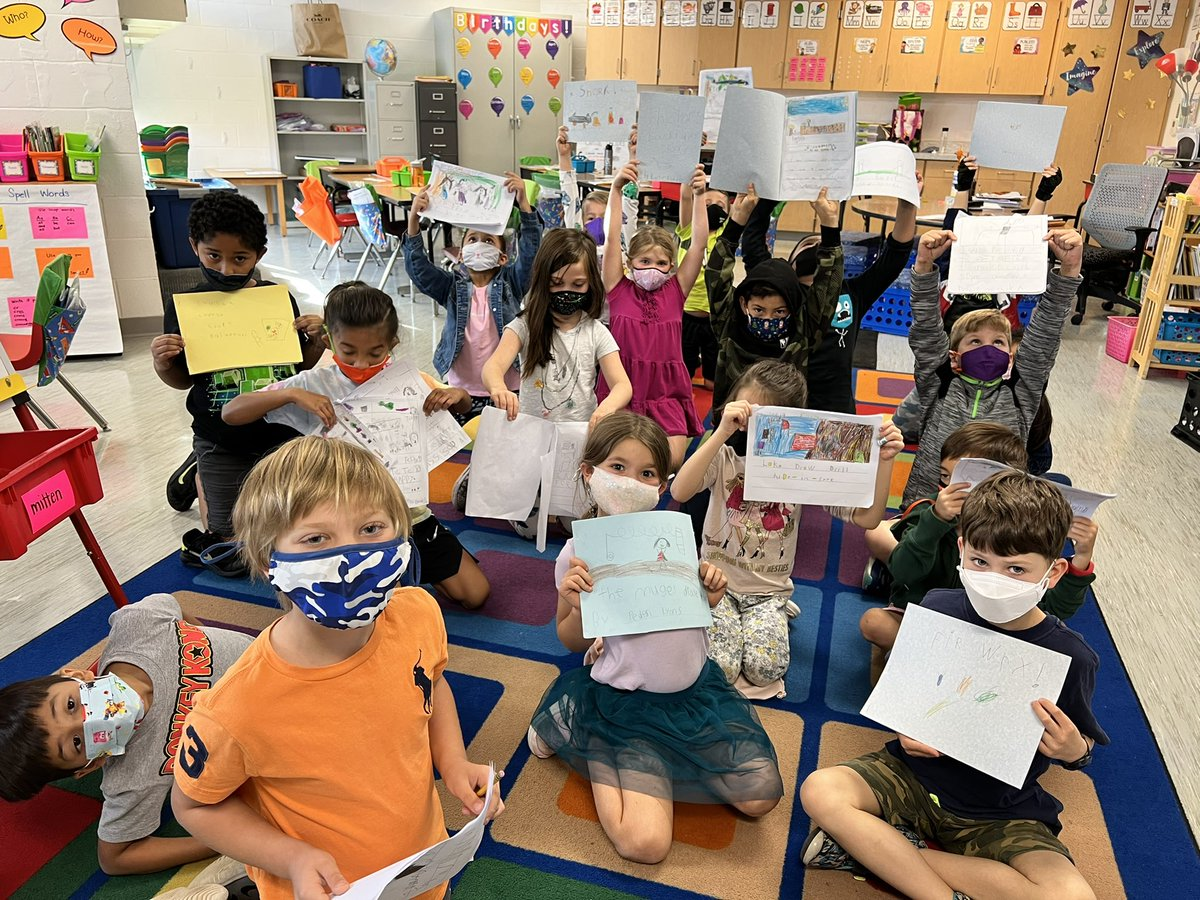 So glad I could spend the morning w/ these <a target='_blank' href='http://twitter.com/Abingdon1st'>@Abingdon1st</a> Ss for their writing celebration!  ✅ Creativity ✅ Suspense ✅ Comedy ✅ Punctuation ✅ Spelling 🙌💥 🙌💥 🙌💥 The super-sweet welcome sign was a bonus! 🥰 <a target='_blank' href='http://twitter.com/AbingdonGIFT'>@AbingdonGIFT</a> <a target='_blank' href='http://twitter.com/APSLiteracy'>@APSLiteracy</a> <a target='_blank' href='http://twitter.com/APS_ELA_Elem'>@APS_ELA_Elem</a> <a target='_blank' href='http://search.twitter.com/search?q=ABDRocks'><a target='_blank' href='https://twitter.com/hashtag/ABDRocks?src=hash'>#ABDRocks</a></a> <a target='_blank' href='https://t.co/21KaxViHpq'>https://t.co/21KaxViHpq</a>