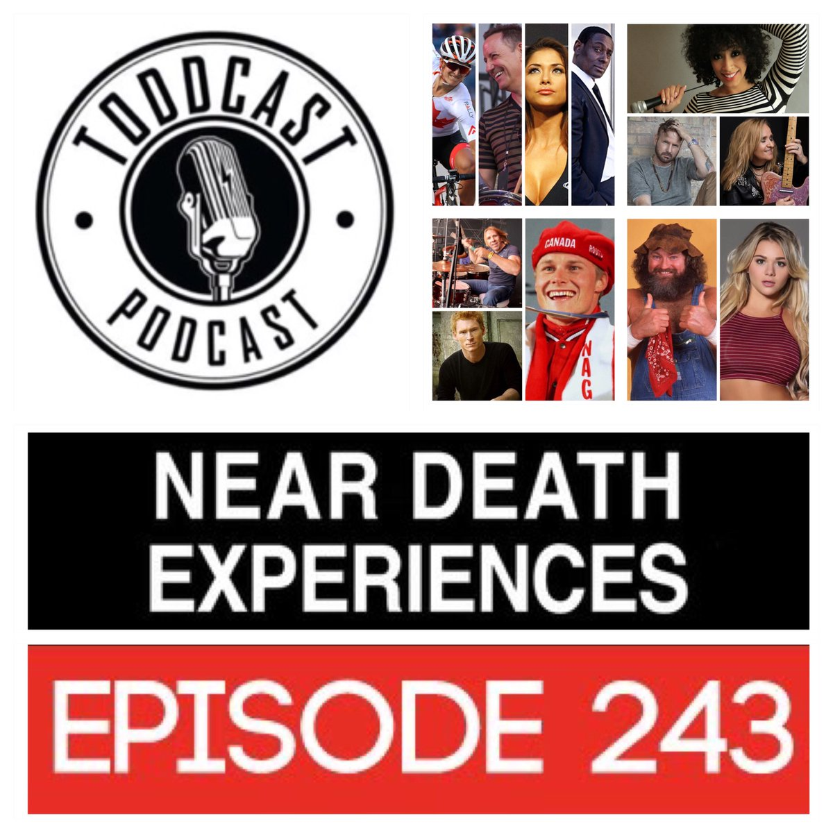 test ツイッターメディア - Do you have a #NearDeath story? Twelve guests tell stories in #podcast 243 inc. Melissa Etheridge, #UFC octagon girl Arianny Celeste & #actor David Harewood! https://t.co/EHvbyYoM0c https://t.co/cmKQXInXDI