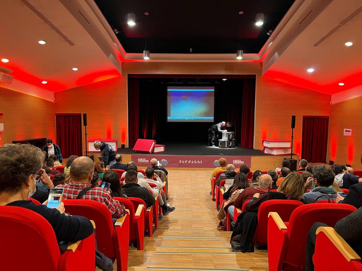 Auditorium Stefanini gremito per Adrian Fartade! h...