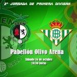 Image for the Tweet beginning: ⚽️ #PREVIA: Asalto al Olivo