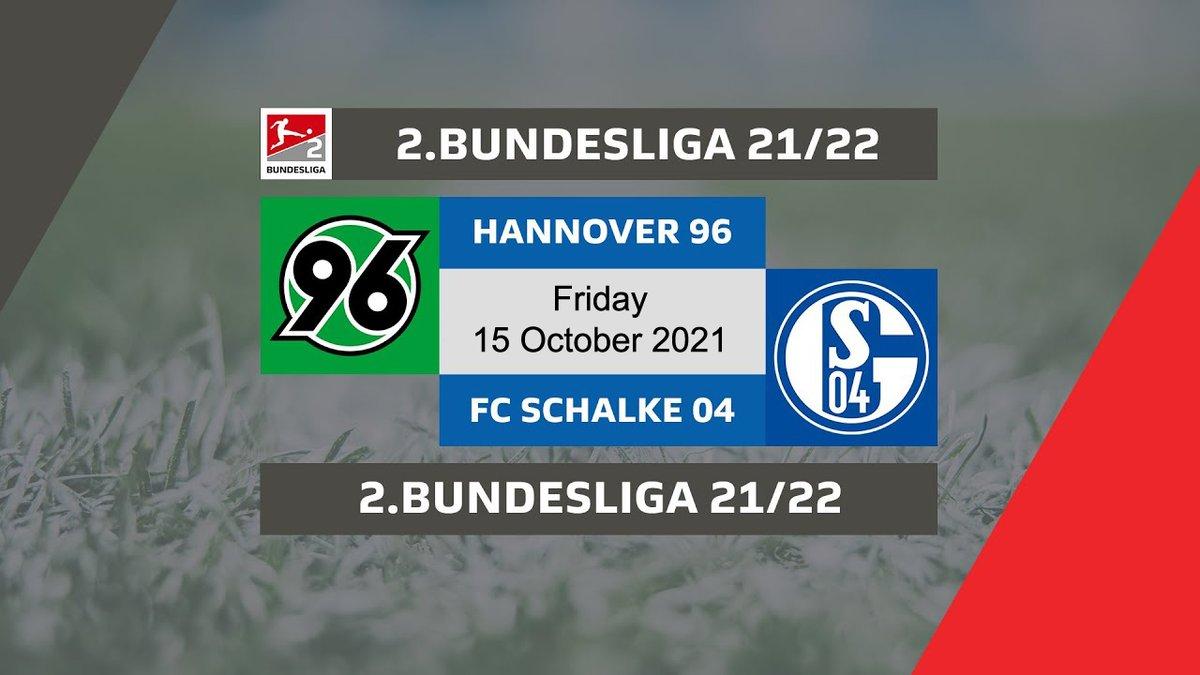 Hannover 96 vs Schalke 04 Highlights 15 October 2021