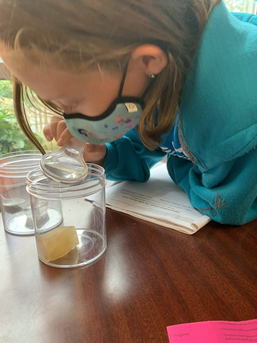 Young scientists explore the properties of matter! <a target='_blank' href='https://t.co/5HJxMrC8jf'>https://t.co/5HJxMrC8jf</a>