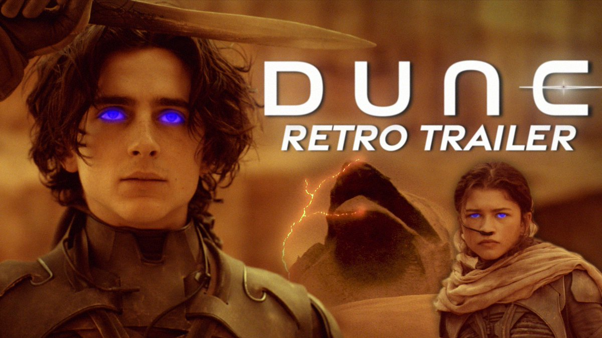 Introducing Denis Villeneuve's David Lynch's #Dune