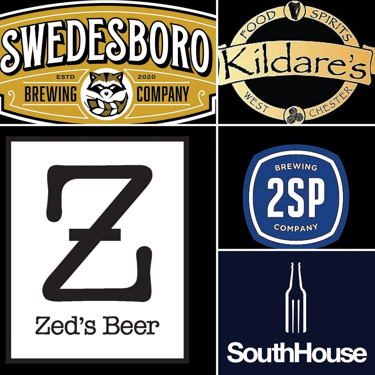 Tomorrow is gameday! Looking for a spot to catch the match? Check out one of these awesome places! 🔹️ @SwedesboroBeer 🔹️ @KildaresPubWC 🔹️ @drinkzeds 🔹️ @2spbrewing 🔹️ @SoHoPhilly