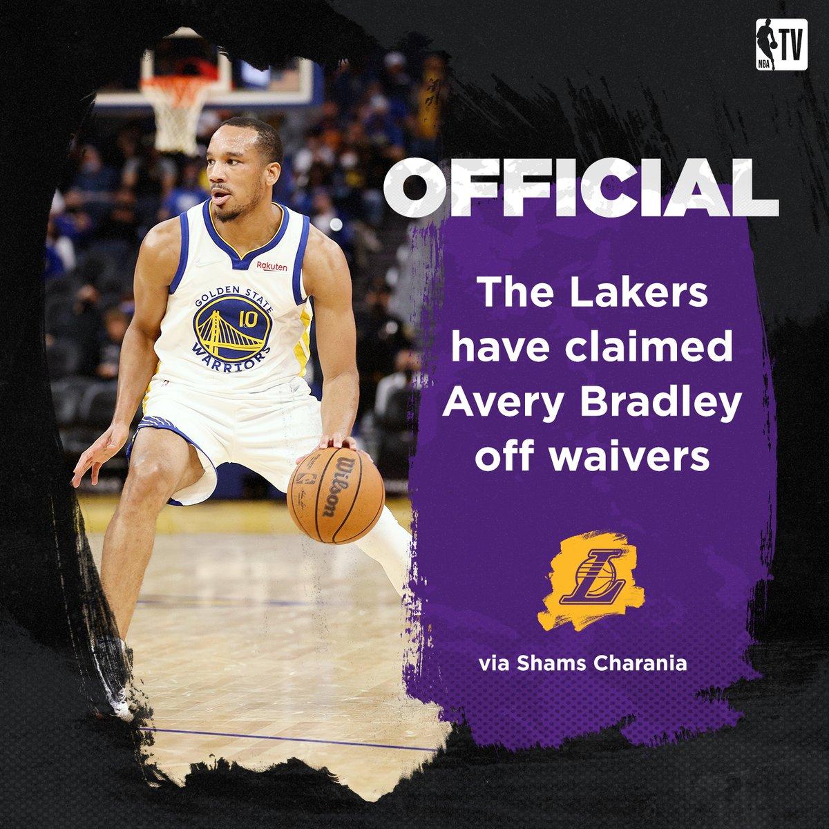 Avery Bradley is headed back to LA 👀