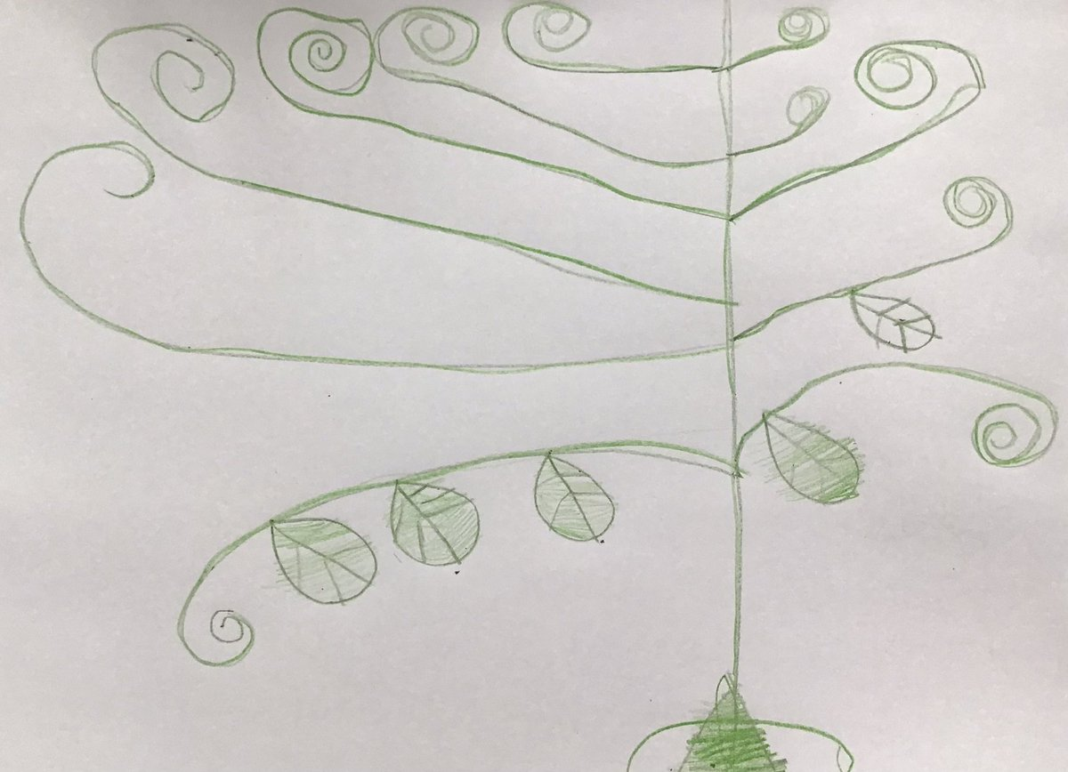 <a target='_blank' href='http://search.twitter.com/search?q=SprialLines'><a target='_blank' href='https://twitter.com/hashtag/SprialLines?src=hash'>#SprialLines</a></a> Ss in kindergarten created fun sketchbook drawings of spiral line trees inspired by artwork by Gustav Klimt. 🤗🎨👍❤️ <a target='_blank' href='http://twitter.com/SimmermanArt'>@SimmermanArt</a> <a target='_blank' href='http://twitter.com/APSArts'>@APSArts</a> <a target='_blank' href='http://twitter.com/APSCardinalElem'>@APSCardinalElem</a> <a target='_blank' href='https://t.co/4wyZCftgU7'>https://t.co/4wyZCftgU7</a>