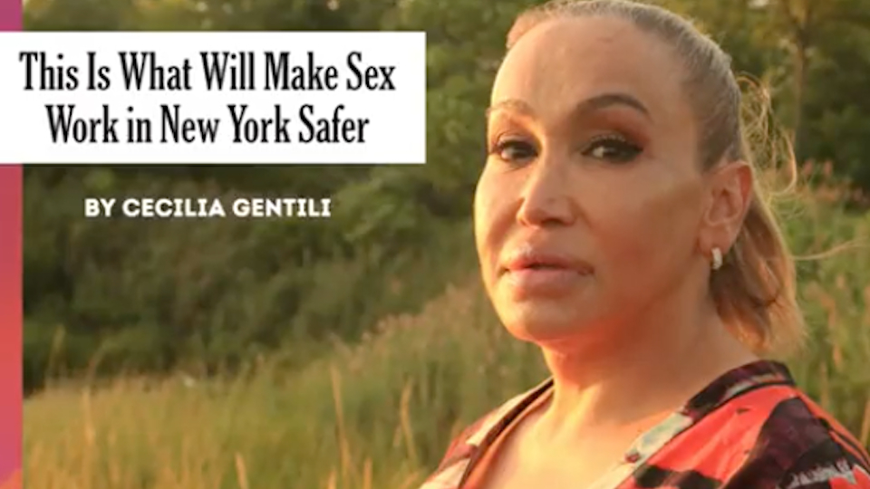 New York Times Publishes Rare Op-Ed by a Sex Worker @CeciliaGentili @nytopinion xbiz.com/news/262376/ne…