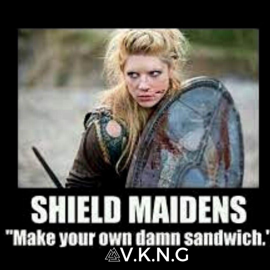 ⚔️🤔😜⚔🤔😜  Hope everyone survived Monday!  #funny #humor #MondayFun #DailyFunny #vikings
