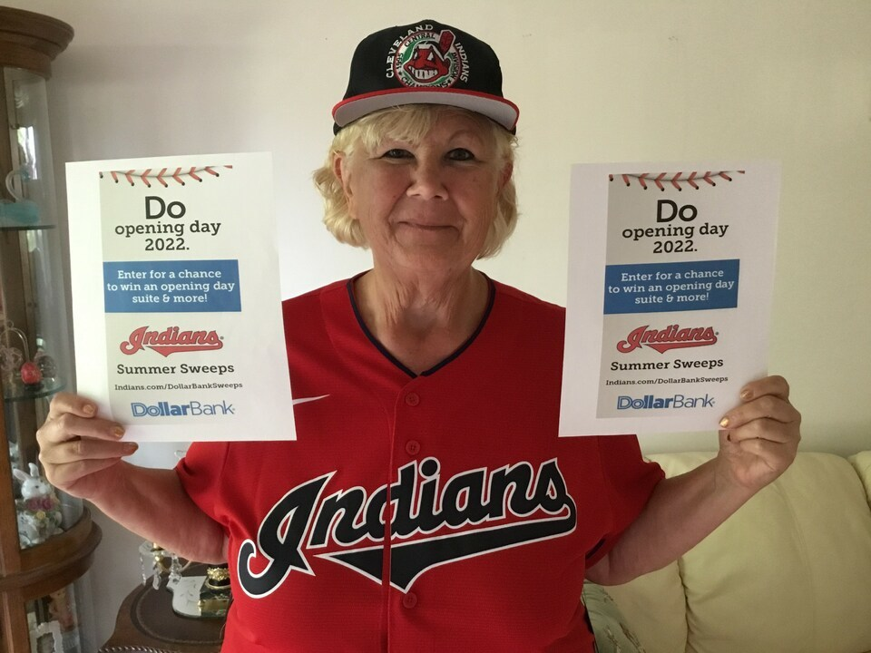 Congratulations to our @Dollar_Bank/@Indians Summer Sweeps grand prize winner of a 2022 Guardians Opening Day suite for 12 guests, including food and beverage! Thank you to all who participated! #Cleveland #Ohio #CLE #ThisIsCLE