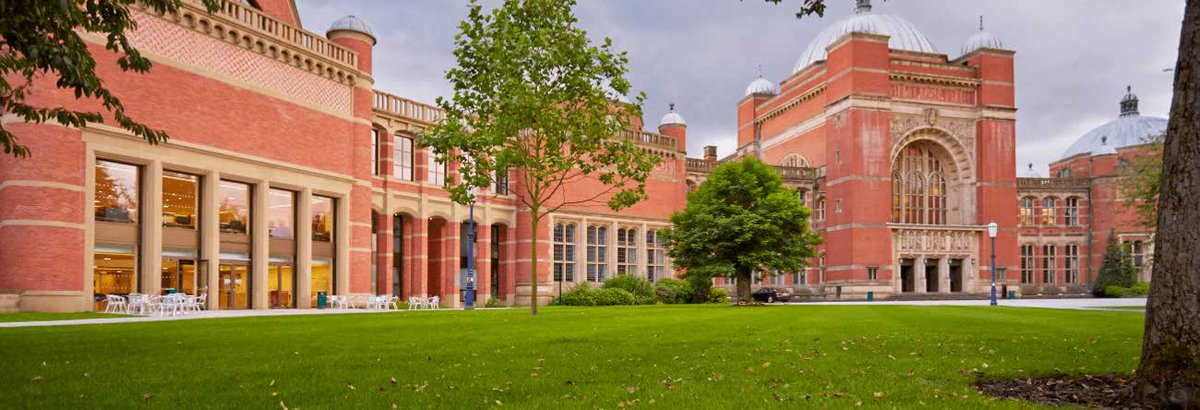 Another fantastic opportunity at the University of Birmingham. We're seeking a Technical Event Manager (Grade 7) to join the Conferences and Events team Details here bit.ly/3je7Oxu Please share