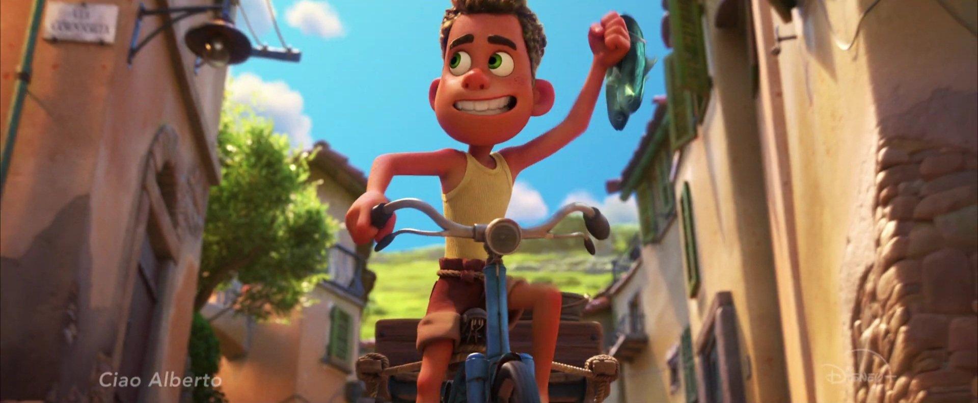 Ciao Alberto [Cartoon Pixar - 2021] FCATba6X0AMxpRp?format=jpg&name=large