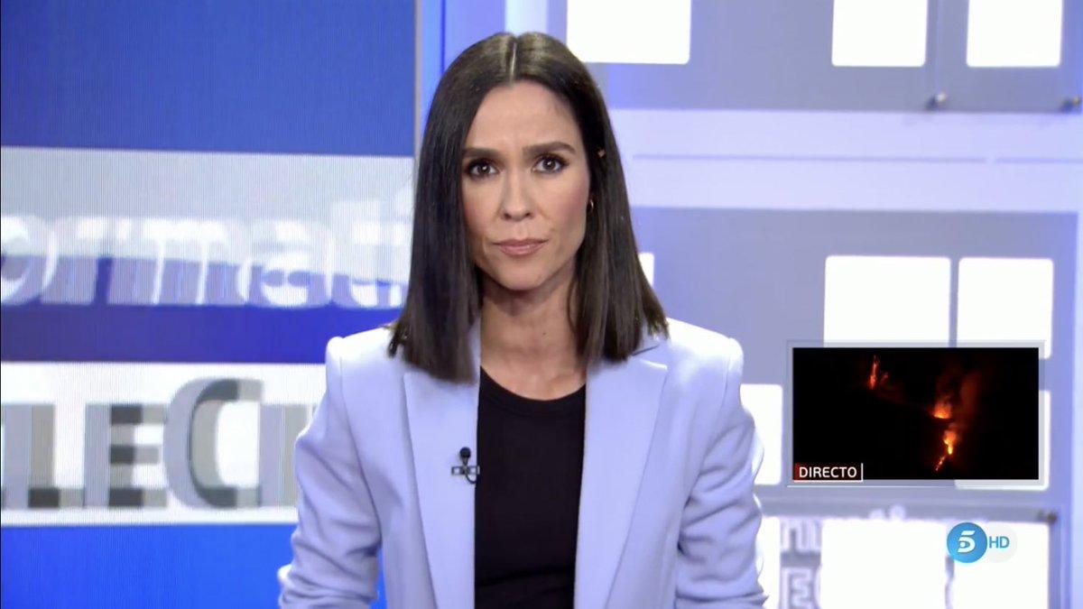 Me pasa con Esther Vaquero, debe estar desde el inicio con Vicente, no minutos después.