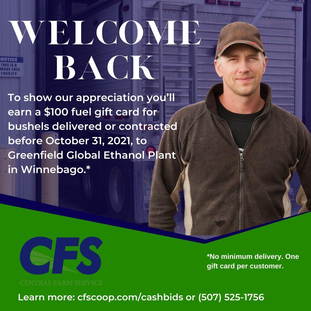 CFS Twitter