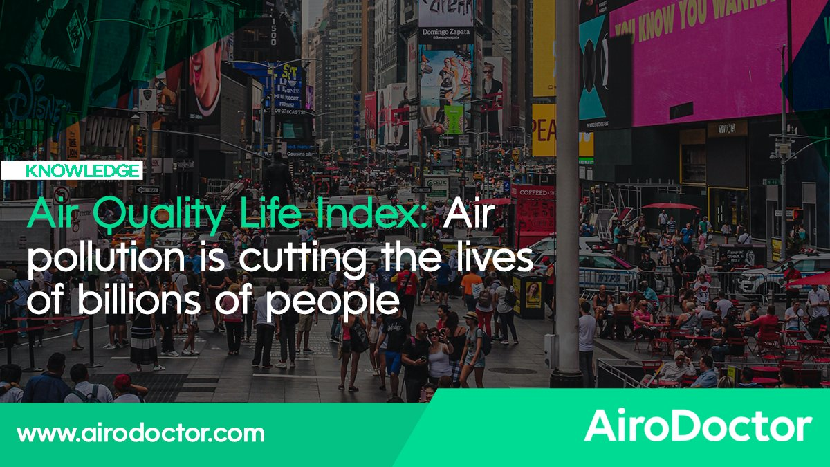 Recently, an @UChiAir report states that #airpollution is the greatest external threat to human #health on the planet. Something that is not recognized with the strength or magnitude that it should have for its importance.  Learn more: https://t.co/jf9pxfrO7G https://t.co/SvRy0NSkXT