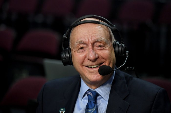 Dick Vitale reveals he has been diagnosed with lymphoma, months after he underwent multiple surgeries to remove melanoma and was deemed cancer-free. 'I will fight with all my heart.' More: bit.ly/3pbUJsv